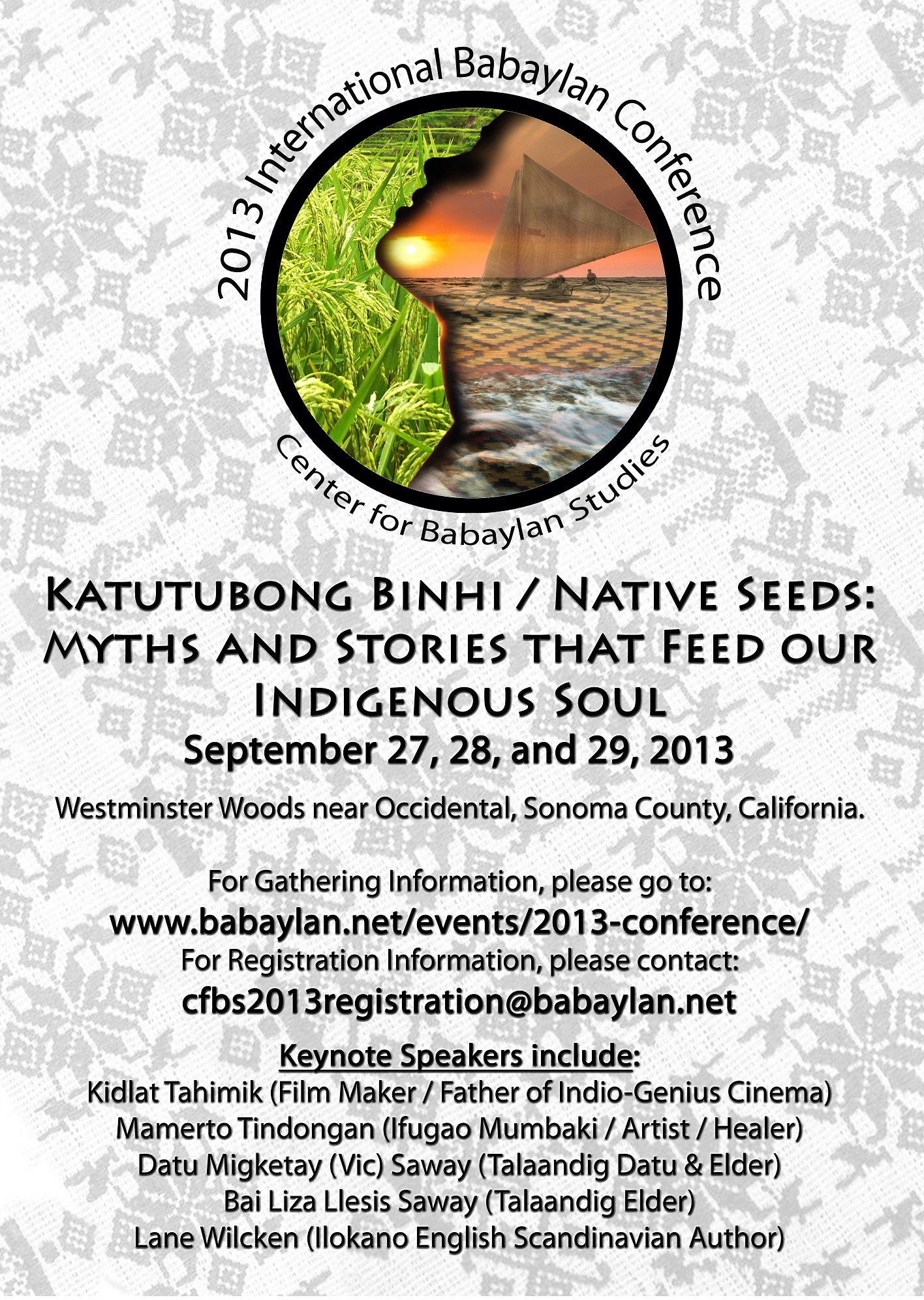 2nd Center for Babaylan Studies Conference