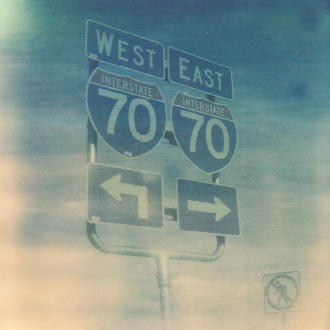 NeilKrug_Highway Signs_On the Road II