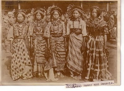 Iwansuwandy_Tinguian Women
